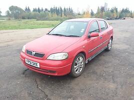 Opel Astra Hečbekas 2002