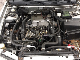 Mitsubishi Carisma II 2001 m. dalys