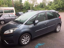 Citroen C4 Picasso I 1,6 TURBO