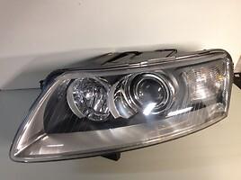 Audi A6 C7 4F0 2005 m. dalys
