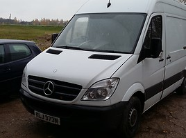 Mercedes-Benz Sprinter III