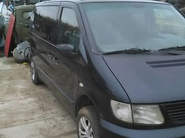 Mercedes-Benz Vito W638 2000 y. parts