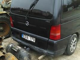 Mercedes-Benz Vito W638 2000 y. parts
