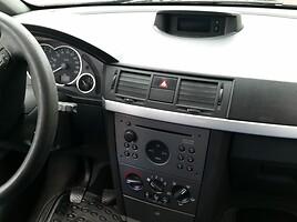 Opel Meriva I 2003 m dalys