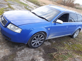 Audi S6 C5
