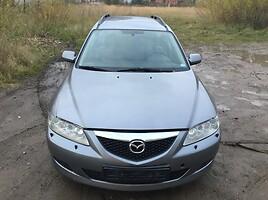 Mazda 6   Universalas
