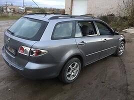 Mazda 6 2003 m dalys