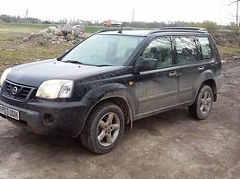 Nissan X-Trail I 2003 y parts