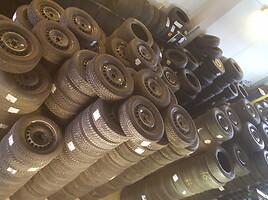 VW, AUDI, SKODA,SEAT Plieniniai štampuoti R16