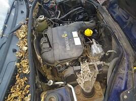 Renault Kangoo I 2001 y. parts