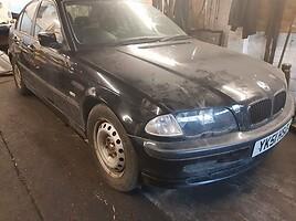 BMW 320 E46  Sedan