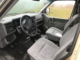 Volkswagen Transporter T4 1998 y. parts