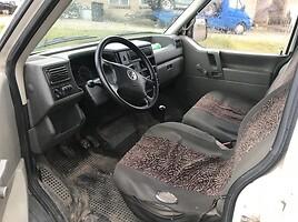 Volkswagen Transporter T4 SYNCRO 1999 г. запчясти