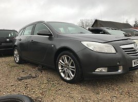 Opel Insignia Universalas 2011