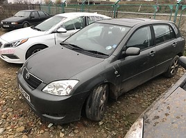 Toyota Corolla Seria E12  Sedanas