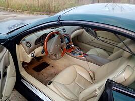 Mercedes-Benz Sl 500 R230 2004 m dalys