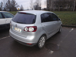 Volkswagen Golf Plus  BCA FXQ Hatchback