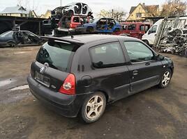 Renault Clio II 2001 y. parts