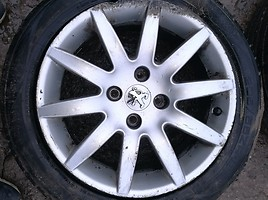 Peugeot  Light alloy R16