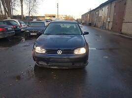 Volkswagen Golf IV 1.4 BENZINAS 55 kw Hečbekas 2001