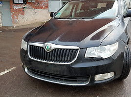 Skoda Superb II  Седан