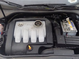 Volkswagen Golf VI 2009 m dalys