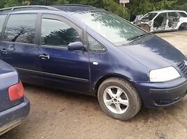 Volkswagen Sharan 2002 y. parts