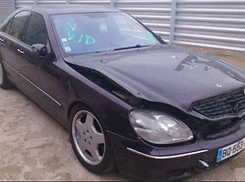 Mercedes-Benz S 400 W220