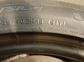 Michelin PILOT SPORT apie6mm R18 vasarinės  padangos lengviesiems