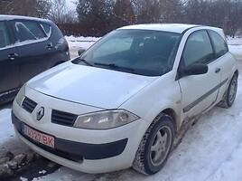 Renault Megane II Hečbekas 2003