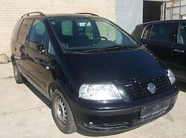 Volkswagen Sharan I Vienatūris 2001
