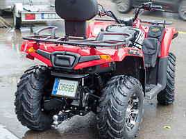 CFMoto Kitas ATV / Three-wheel
