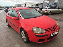 Volkswagen Golf V  Hatchback