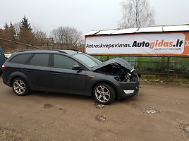 ford mondeo mk4 1,8TDCI ECONETIC Universalas 2009