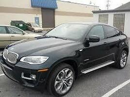 BMW X6 E71  Внедорожник