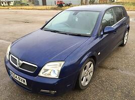 Opel Signum 2004 m. dalys