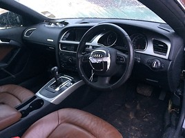 Audi A5 2009 m dalys