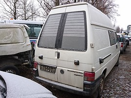 Volkswagen Transporter T4 Syncro 2004 m. dalys
