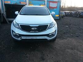 Kia Sportage III  Внедорожник