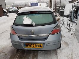 Opel Astra II 2005 m. dalys
