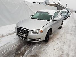 Audi A4 B7 BLB 6 begiu Universalas