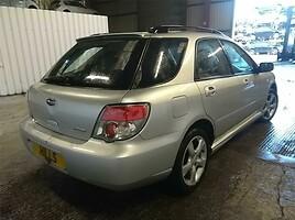 Subaru Impreza GD 2006 m dalys