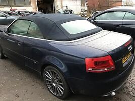 Audi Cabriolet 2008 m. dalys