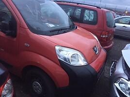 Peugeot Bipper 2010 m dalys