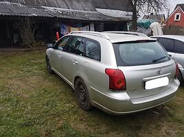 Toyota Avensis II 2004 m. dalys
