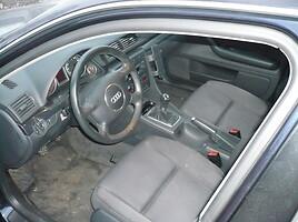 Audi A4 B6 2002 m dalys