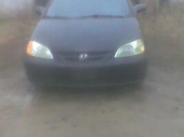 Honda Civic VII Coupe 2002