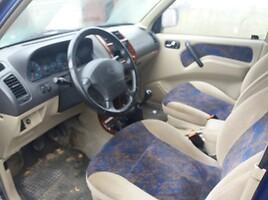 Nissan Terrano II 2001 y. parts