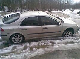 Renault Laguna II Hečbekas 2002