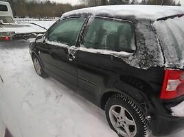 Volkswagen Polo IV 2003 m. dalys